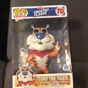 Tony the Tiger funko pop large